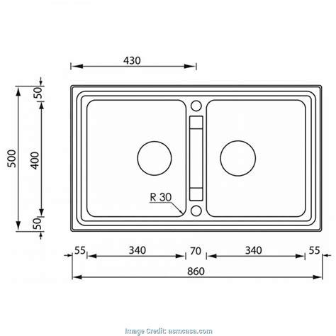 dimensioni lavelli cucina bello lavello cucina due vasche misure cucina design idee