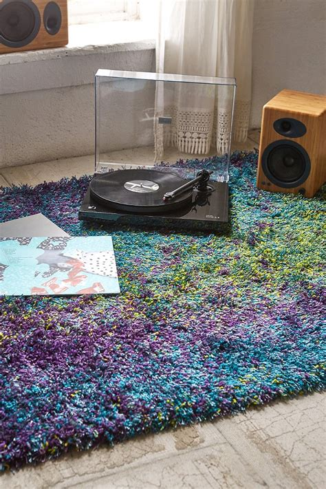 Outfitters Peacock Rug by Peacock Shag Rug Outfitters