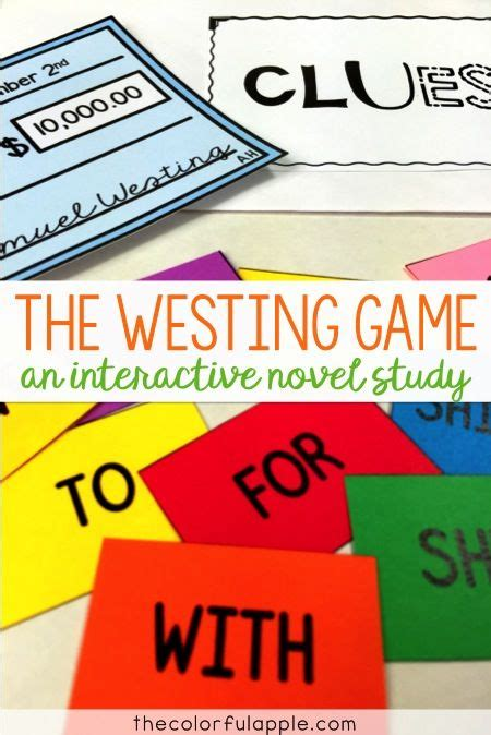 Novel The Westing 24 best inspired by quot the westing quot images on