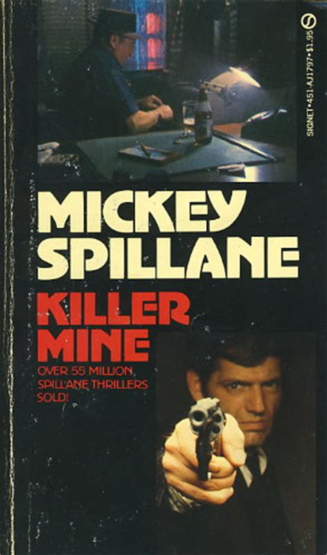killer mine killer mine by mickey spillane fictiondb