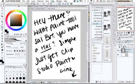 paint tool sai stabilizer doesn t work paint tool sai alternative clip studio paint by