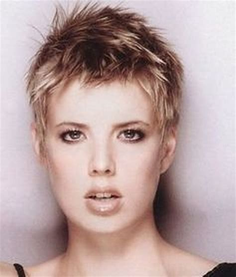 images of spikey hair for 60 very short hairstyles for women over 60