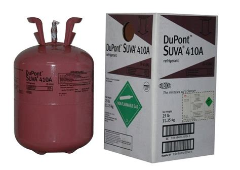 Freon Refrigerant R410a 11 35kg china dupont r410a refrigerant gas china refrigerant gas