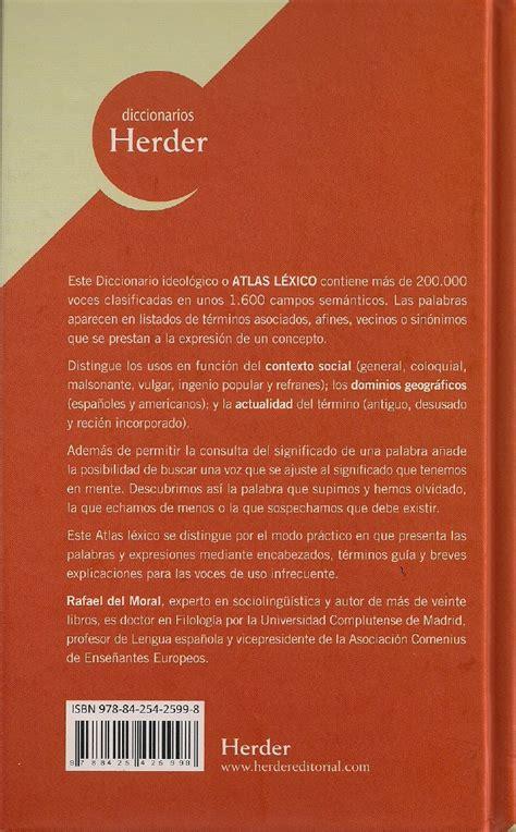 diccionario clave diccionario de claves del diccionario ideol 211 gico