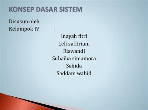 Dasar Dasar Penyiaran Riswandi konsep dasar sistem