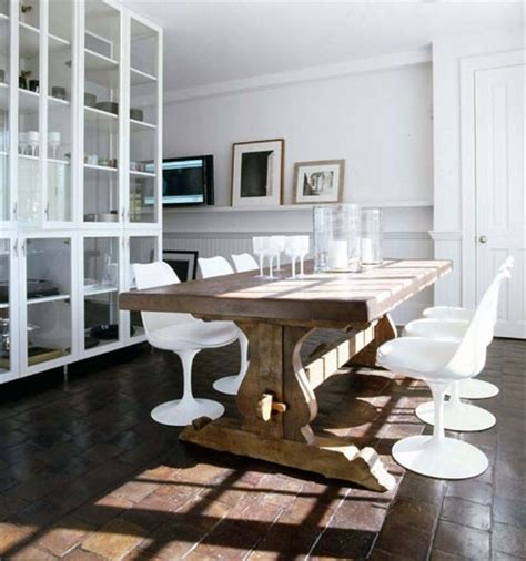 Modern Vintage Dining Room by Modern Vintage Dining Room Room Decorating Ideas Home