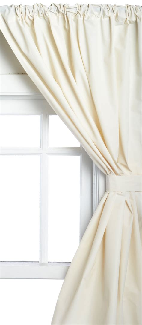 36 X 45 Curtains Carnation Home Fashions Vinyl Bathroom Window Curtain Bone 45 Quot X 36 Quot