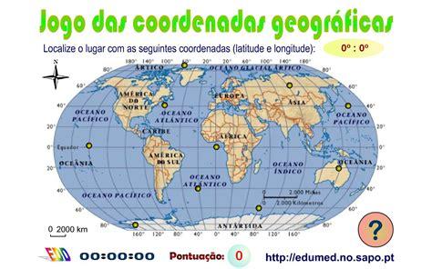 imagenes satelitales con coordenadas el blog de luis miguel las coordenadas geogr 193 ficas