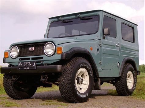 daihatsu rocky offroad 1982 daihatsu rocky taft i always wanted one of these