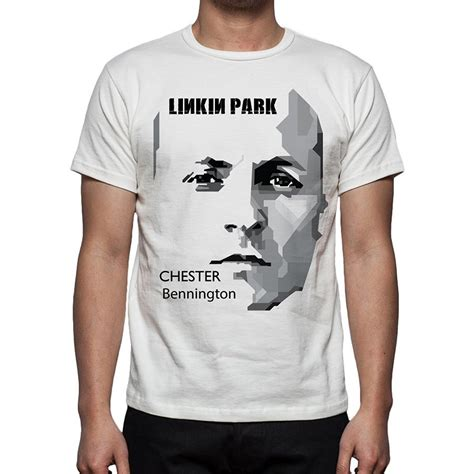 T Shirt Chester Bennington Linkin Park Ds2110 linkin park chester bennington rip shirt tribute