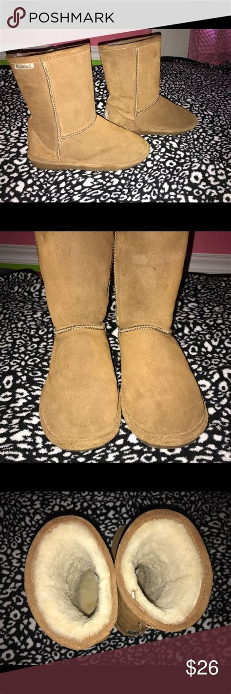 chestnut colored boots best 25 bearpaw boots ideas on ugg boots ugg