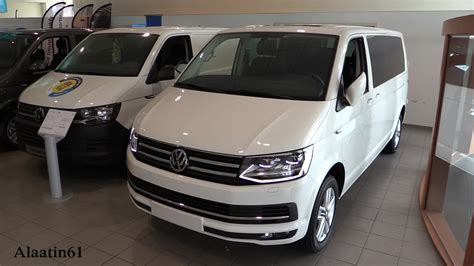 volkswagen caravelle 2017 volkswagen transporter t6 2017 in depth review interior