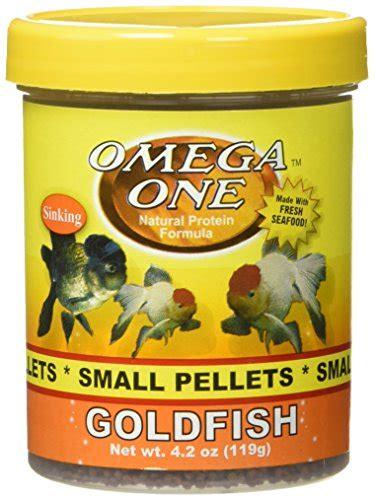 best sinking goldfish food omega one goldfish small sinking pellets 4 2 oz