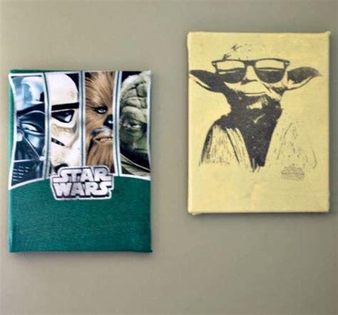 upcycled shirt diy canvas art diyideacentercom