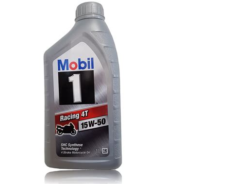 mobil 1 15w50 mobil 1 racing 4t 15w 50 1 liter