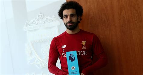 epl november player of the month liverpool ace mohamed salah wins premier league player of