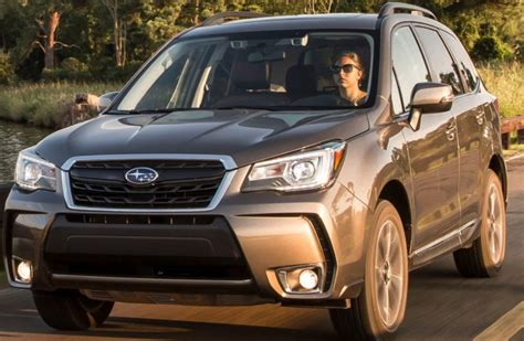 Subaru Forester Xt 2020 by 2020 Subaru Forester Xt Release Date Price Exterior