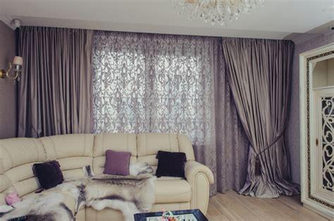 aktuelle gardinen trends gardinen blumenmuster gardinen mit kr uselband hortensien