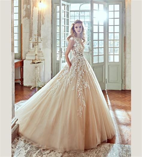 Wedding Dress Princess by The Most Beautiful Princess Wedding Dresses For Fairytale