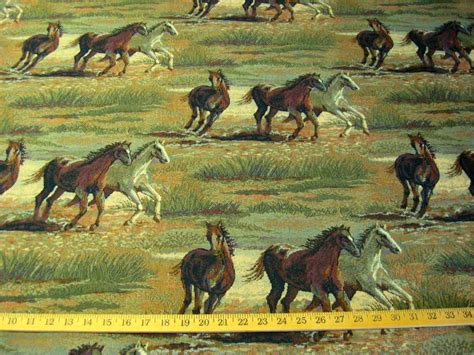 horse upholstery fabric horse print fabric on shoppinder