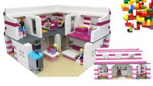lego friends house range by brick