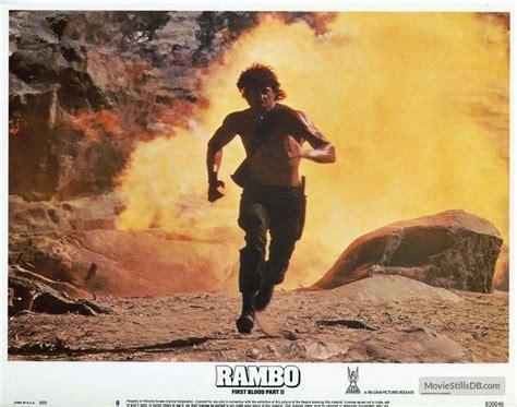 film action rambo 2 rambo first blood part ii movie pinterest movies