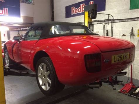 Act Tvr Tvr Griffith Sports Exhaust Archives Agger