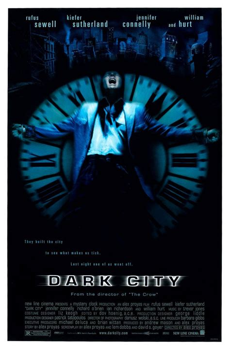 dark posters dark city poster science fiction picture