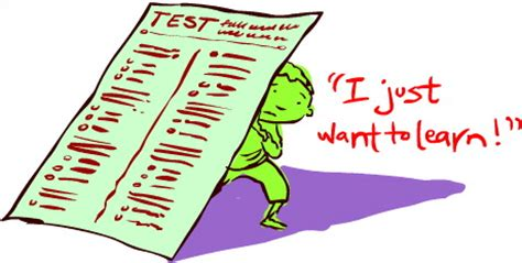 Standardized Address Lookup Standardized Testing And The Education Dilemma The Journey