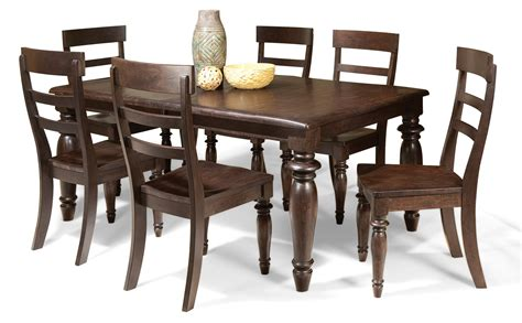 kitchen tables and chairs wood images bar height dining