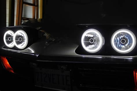 c3 led lights diy headlight and light led halos