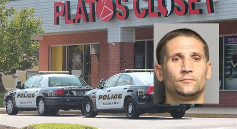 Platos Closet Milford by Wilmington Arrested After Suburban Plaza Shoplifting