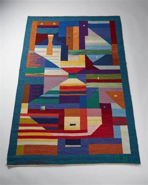 1970s rug rug vision designed by agda 214 sterberg sweden 1970s for sale at 1stdibs
