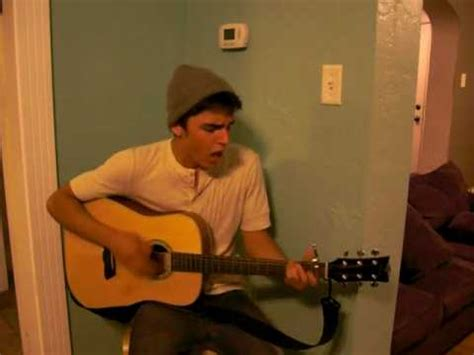 landon pigg  falling in love at a coffee shop cover   YouTube