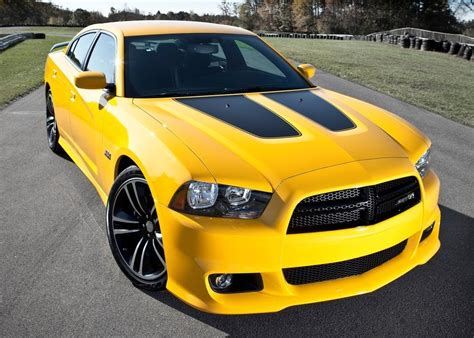 dodge charger bumble bee sport car garage 2012 dodge charger srt8 bee