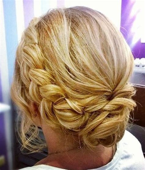 super easy updo for fine hair 20 super chic hairstyles for fine straight hair messy