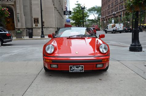 1989 porsche speedster for sale 1989 porsche 911 speedster stock gc charlie03
