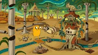 treehouse episodes adventure time returns see jake s new look in