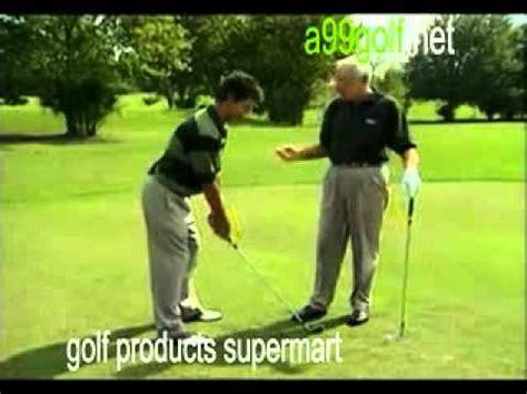 no wrist break golf swing a99 golf wrist angle king youtube