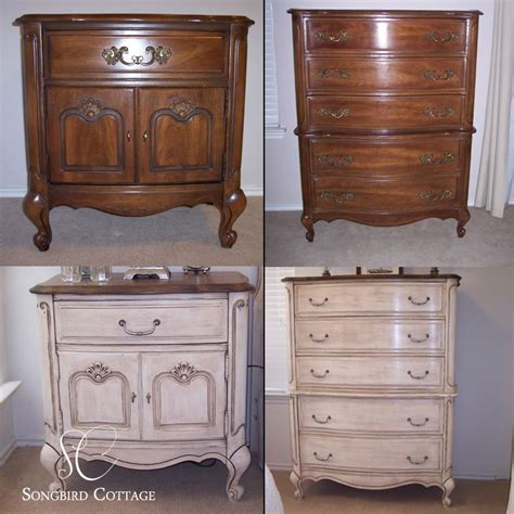 how to repaint bedroom furniture chalk paint furniture french provencal furniture before
