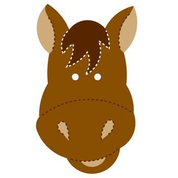 printable mask of horse 17 best images about horse on pinterest horse farms
