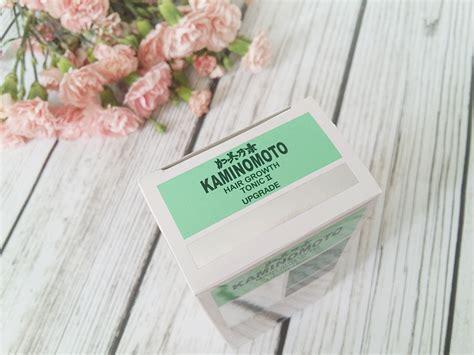 Kaminomoto Hair Growth Tonic Upgrade o w蛯osach piel苹gnacja w蛯os 243 w cienkich i delikatnych