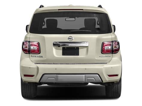 nissan armada rear 2018 nissan armada platinum price changes 2018 2019