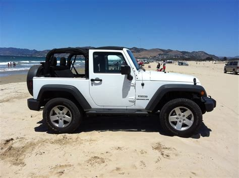 Beach Jeep Wrangler Jeepin Pinterest
