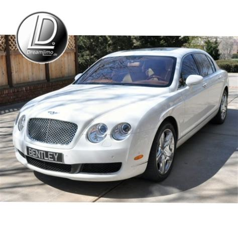 bentley white 4 doors limousinenservice stuttgart stretch hummer