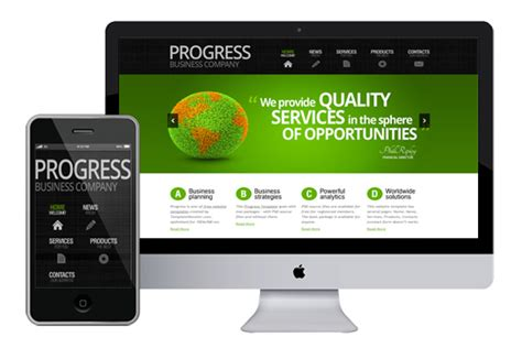 free html responsive template zprogress free responsive html5 theme zerotheme