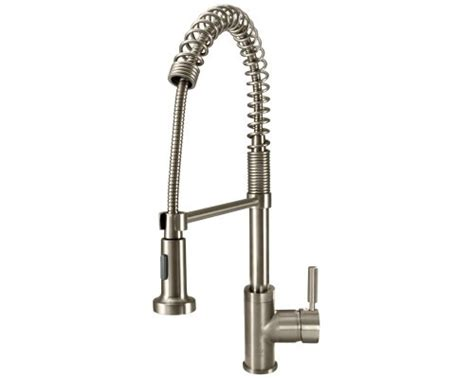 Mr Faucet Plumbing by Mr Direct Spout Kitchen Faucet
