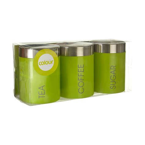 Green Canister Sets Kitchen by Canisters Interesting Green Kitchen Canisters Kitchen