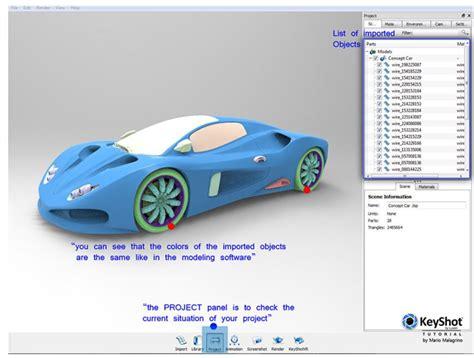 tutorial video keyshot how to learn keyshot for free