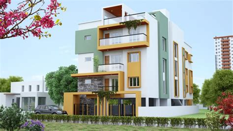 Home Design Ideas Bangalore by House 3d Elevation In Bangalore Joy Studio Design